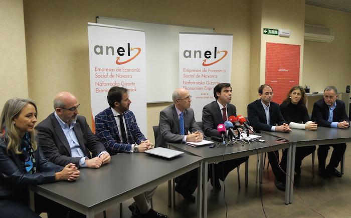 ANEL apoyó en 2017 la creación de 111 nuevas empresas de economía social