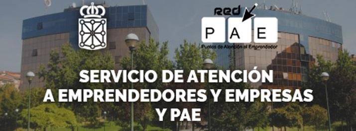 El Gobierno pone en marcha el primer Punto de Atención al Emprendedor (PAE) en Navarra integrado en la red del Ministerio de Industria