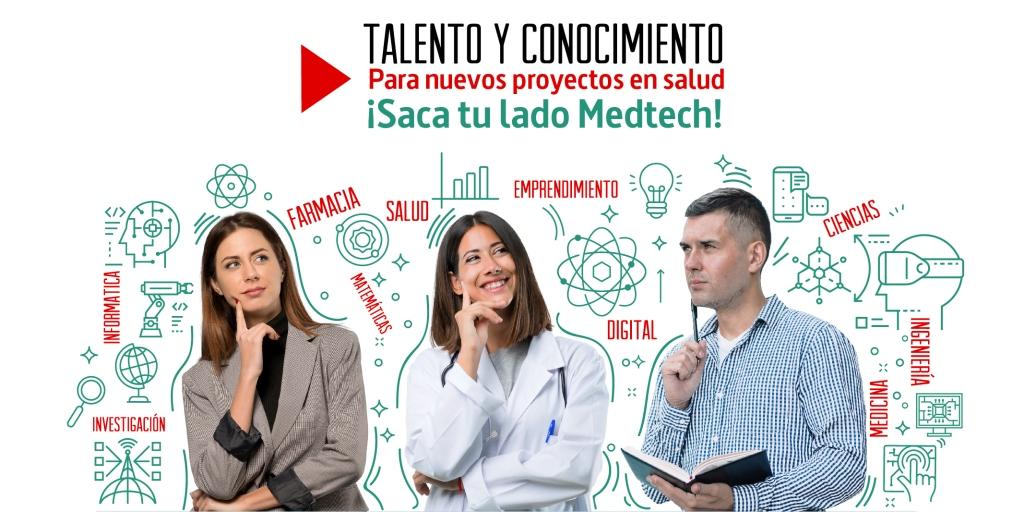 «MEDTECH Navarra» premiará las mejores ideas de negocio de aplicación en salud con 8.000 euros