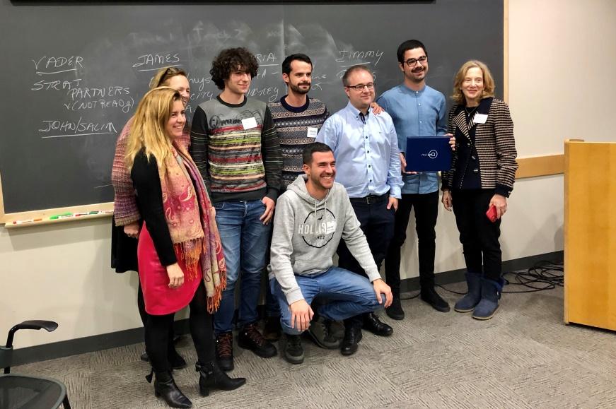 """El MIT asesorará en el proyecto de andador inteligente de DARWIN Biomedical, """"start-up"""" ubicada en el campus de Tudela de la UPNA"""