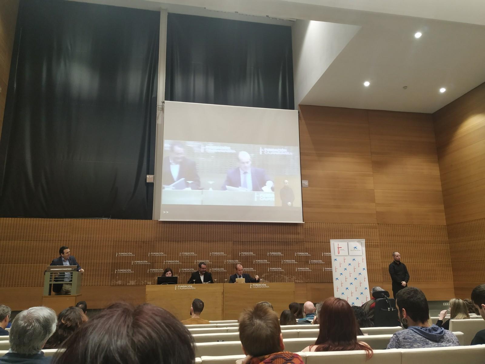 Acto de presentación IV Edición InnovaSocial – «La innovación en la era digital»