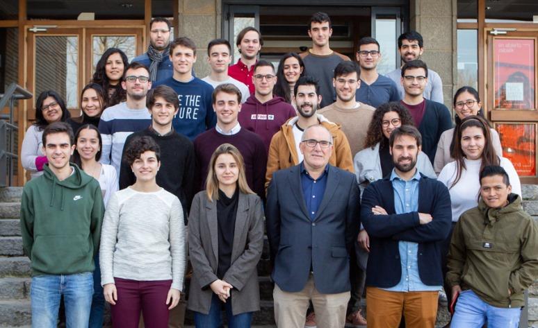 Un total de 35 estudiantes participan en la UPNA en el XXV Seminario de Innovación y Experiencias Empresariales