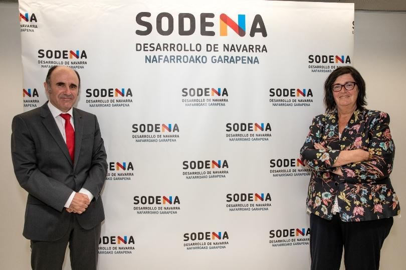 Las empresas apoyadas por Sodena doblan la tasa de crecimiento de empleo del resto de compañías navarras
