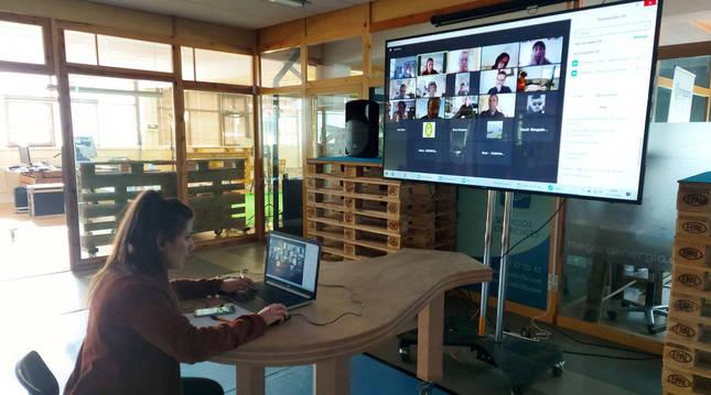 Presentado en Sangüesa el proyecto «Comunal» de emprendimiento e innovación rural