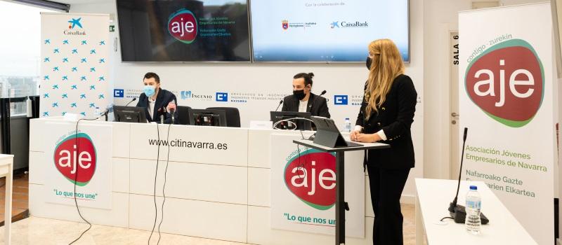 AJE Navarra lanza la campaña «Lo que nos une»