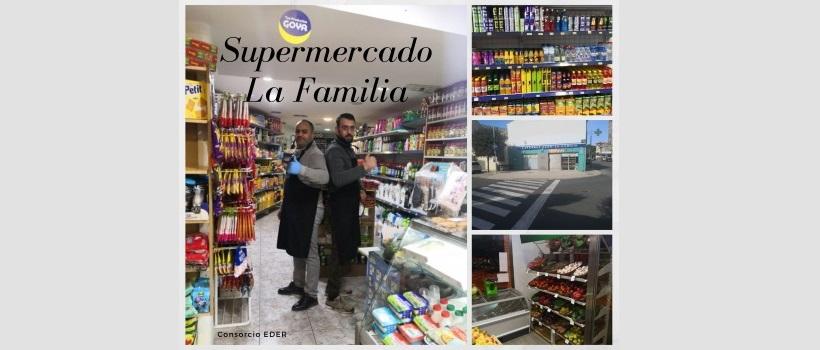 SUPERMERCADO «LA FAMILIA» – Tudela
