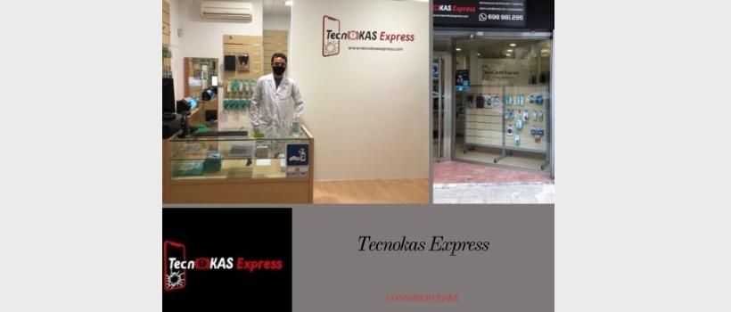 TECNOKAS EXPRESS – Corella