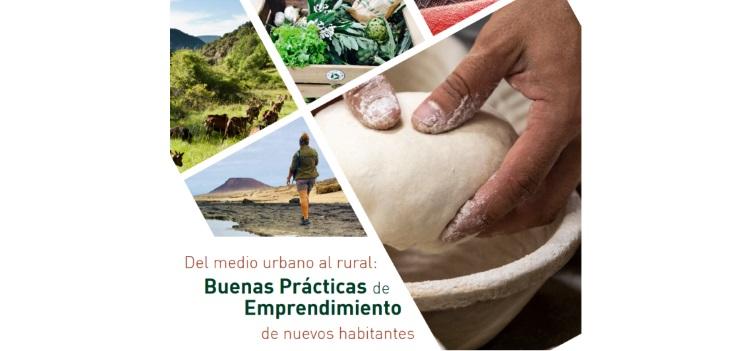 Del medio urbano al rural: buenas prácticas de emprendimiento de nuevos habitantes