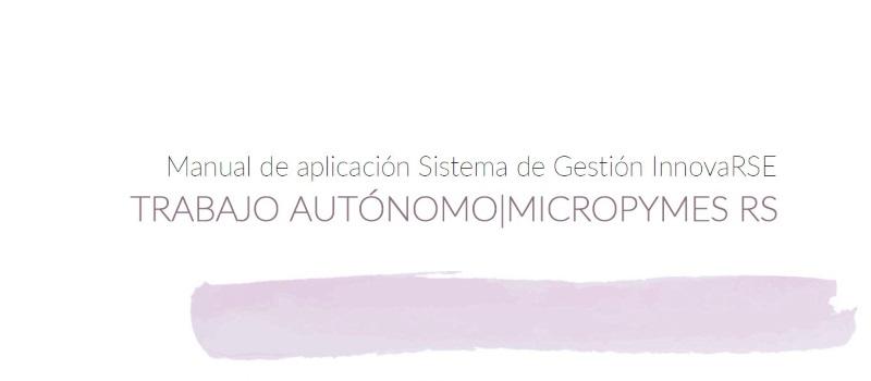 Actualizada la metodología para el fomento de la RSE en el colectivo autónomo (TamiRSE)