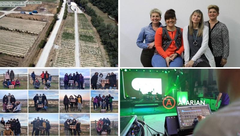 Navarra elige sus primeros siete proyectos de innovación social para combatir la despoblación