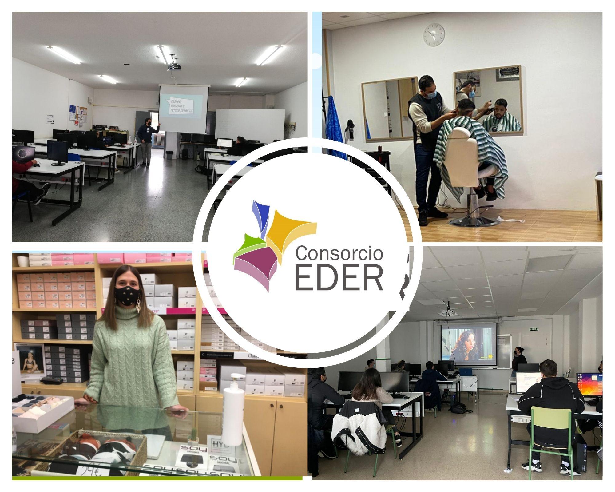 Consorcio EDER atiende en el primer trimestre a 131 nuevos proyectos de emprendimiento y pone en marcha a través del servicio 31 nuevas actividades