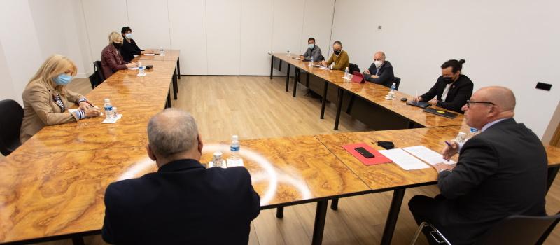 Constituida la Mesa de la Economía de la Formación y el Talento en Navarra
