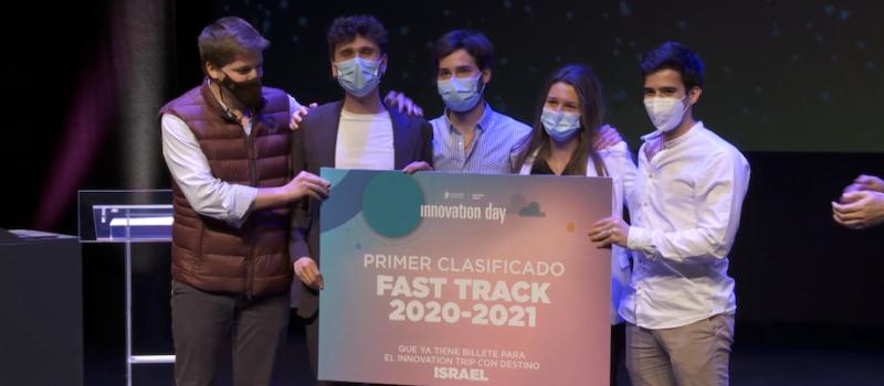 Dos proyectos sobre reciclaje y moda sostenible, ganadores del programa de emprendimiento Fast Track de la Universidad