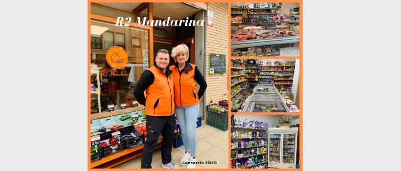 R2 MANDARINA – Corella
