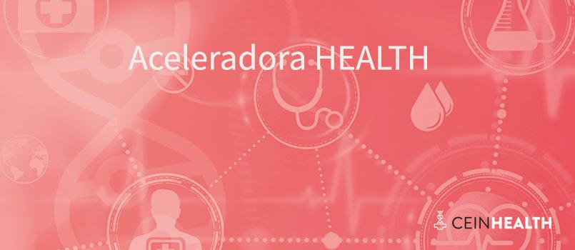 Abierta la primera convocatoria de la Aceleradora HEALTH para proyectos en salud, que premiará el mejor con 8.000 euros